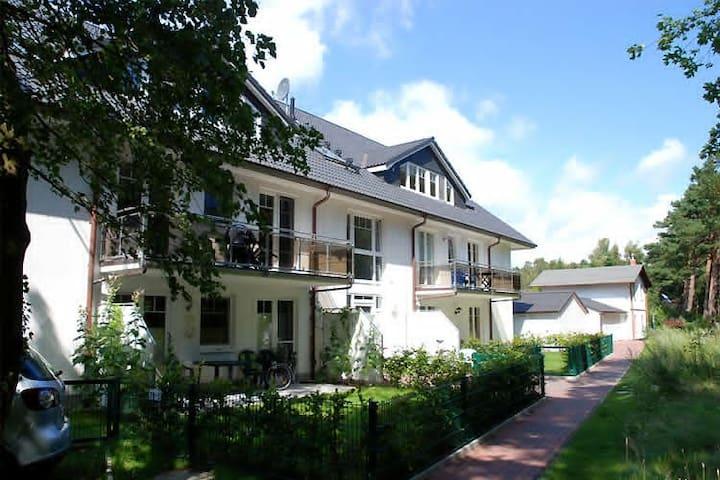Strandwohnung Thiessow 12 - Thiessow - Appartement