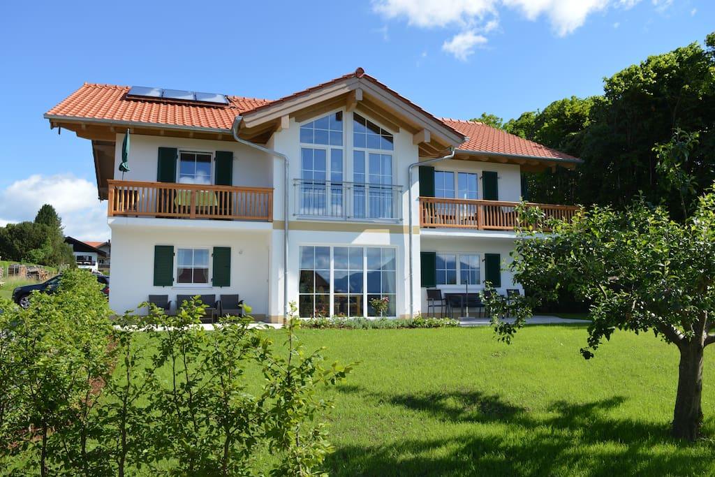 5-Sterne-Gästehaus Chiemsee-Blick