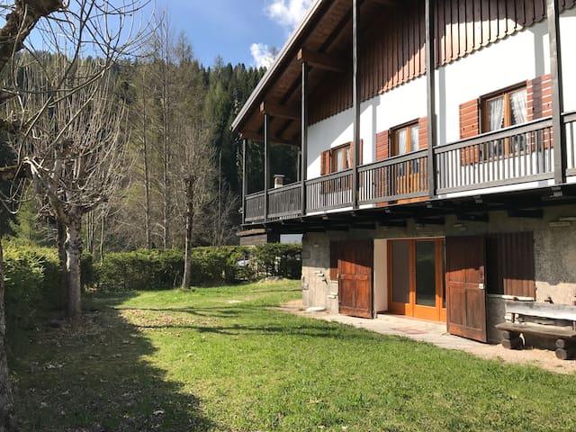Tabià dei Caprioli - 8 pax Villa - Dolomites - Piè Falcade - Dům