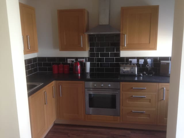 Sienna Apartment 2 - Blackpool - Departamento