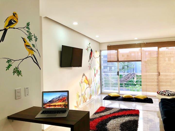 Apartamento Amoblado en el Piedemonte Llanero
