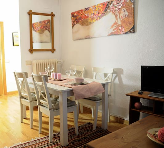 PISO  EN MADRID - Madrid - Appartement