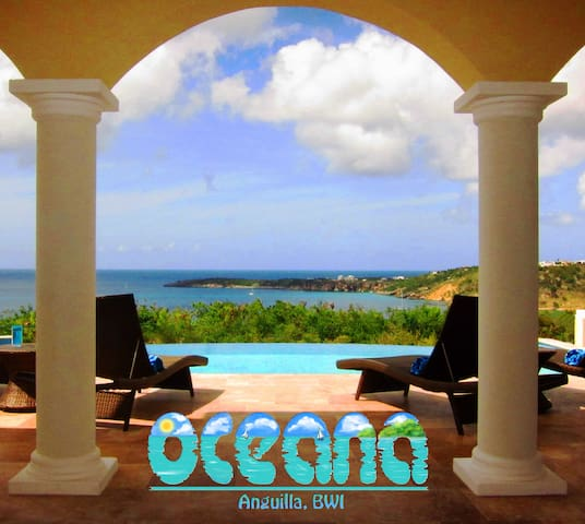 Oceana Villa - The Valley - Vila