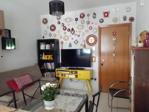 Apartamento Mobiliado Zoé