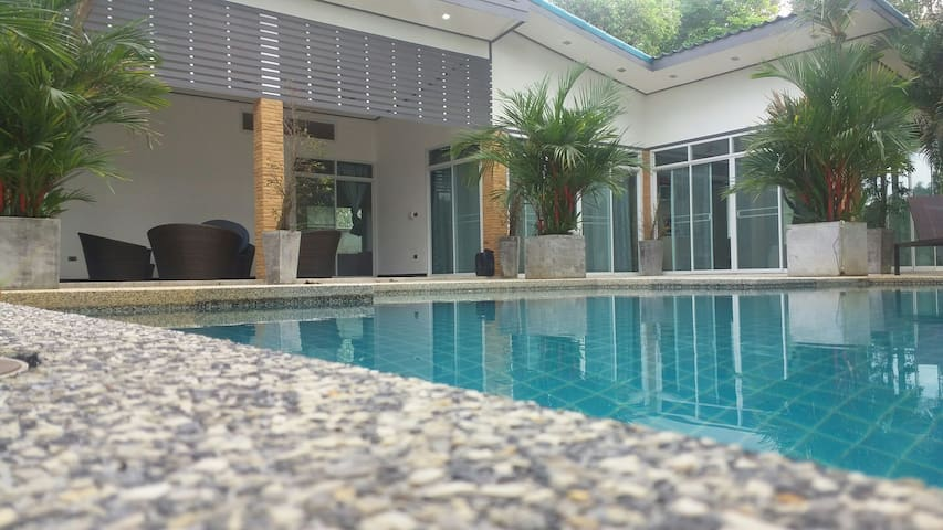 Maison dans cadre idyllique - Tambon Lam Kaen, Chang Wat Phang-nga, TH - Casa