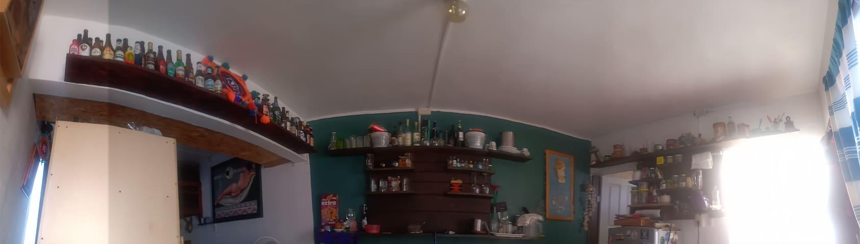 La casa del tío