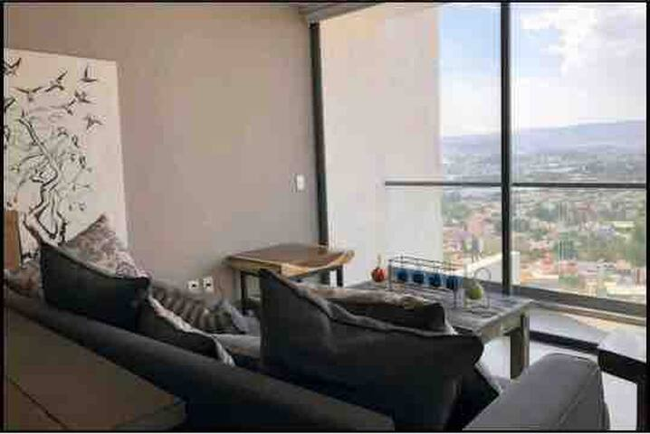 Beautiful and Relaxed Apartment Guadalajara