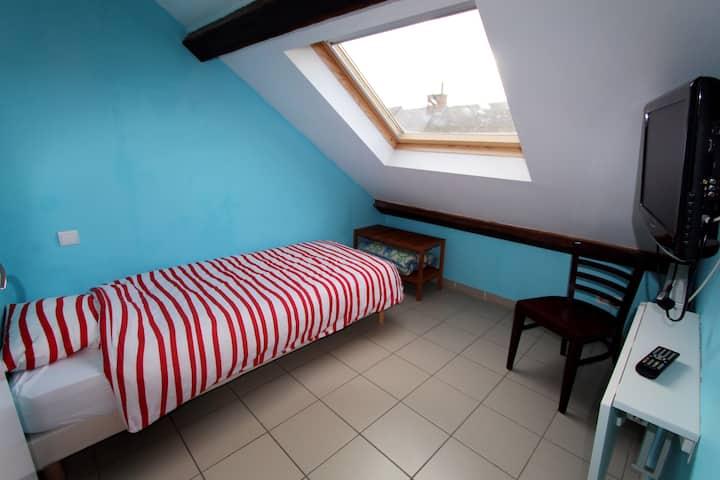 Chambre single Bora Bora