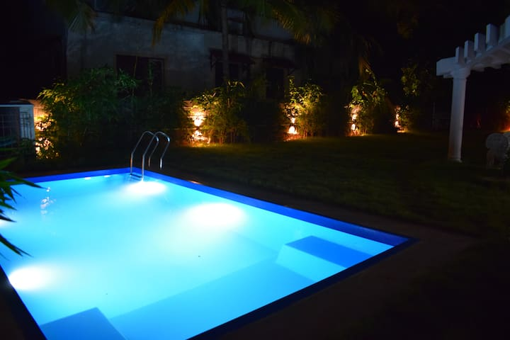 Madras Beach House - Pasla's Villa