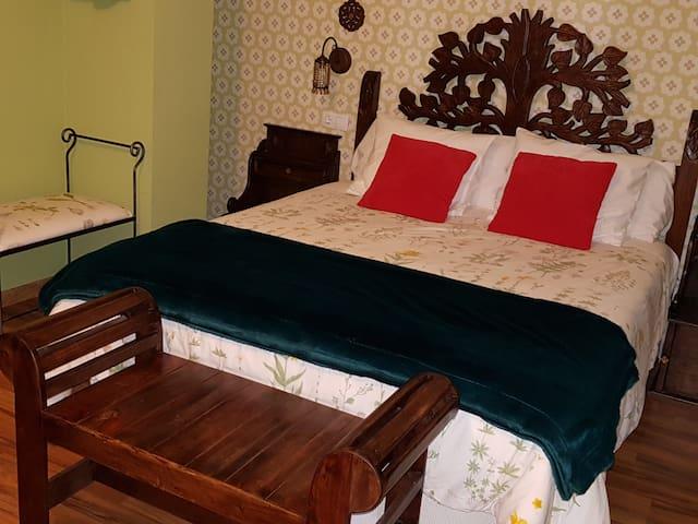 Hotel La Abadia - Somontano Verdeña