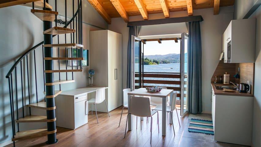 "Cascina Tumas Orta Lake: appartamento ""Gozzano"""