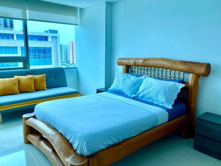 Acogedor Apartamento en Blue Gardens