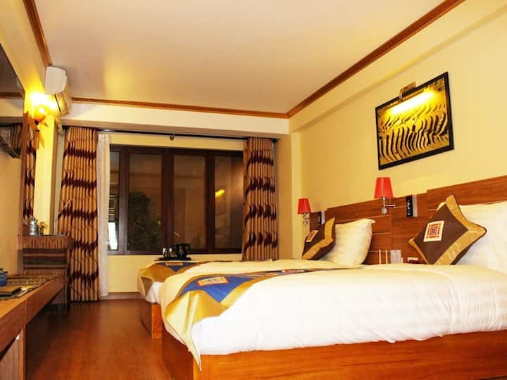 Superior Twin Room - Sapa Dragon Hotel