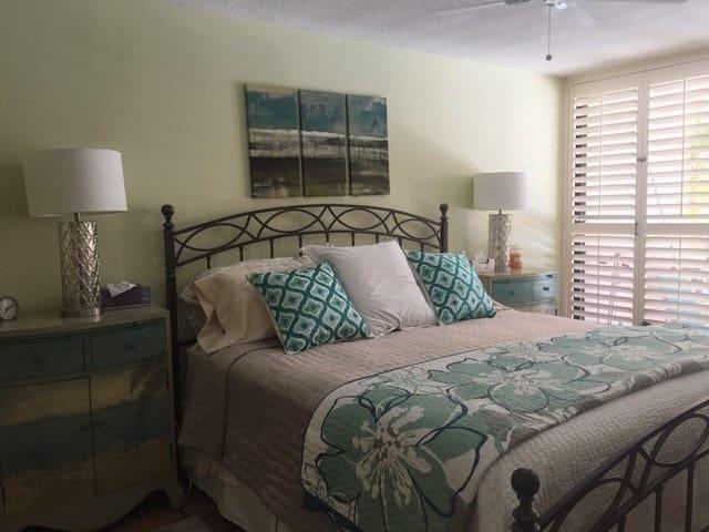 Large master bedroom,