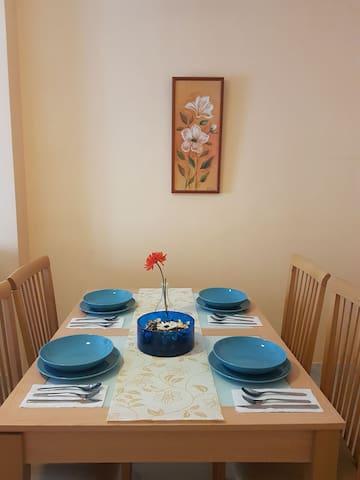 Apto 2 dormitorio - Sanlúcar de Barrameda - Wohnung