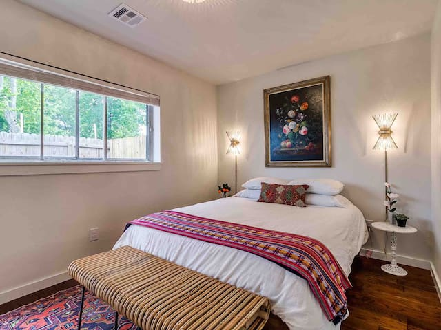 Sooner Suite - Private Entry & Close to OU!
