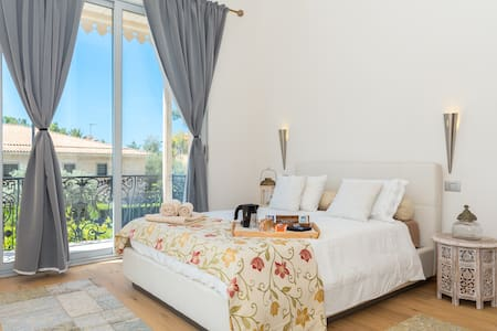 La petit Afrique charming room with double balcony - Beaulieu-sur-Mer - Villa