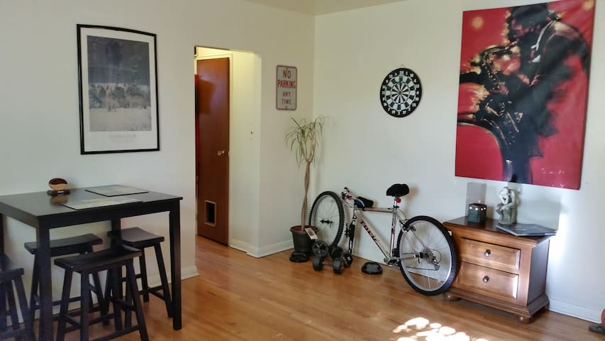 Great apartment, easy access to NYC - Hasbrouck Heights - Flat