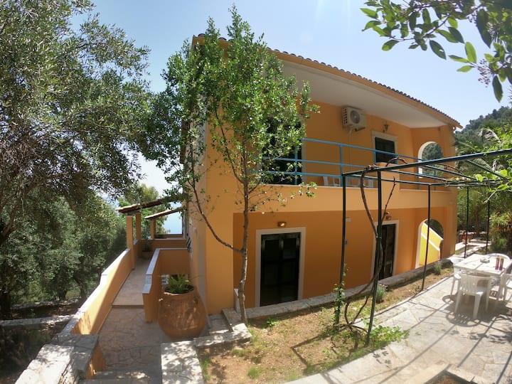 Silent Bay Apartments Deluxe Corfu