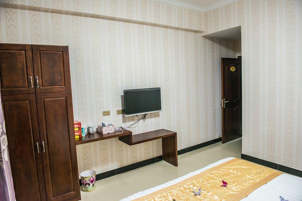 1.8米大床房,全乌镇免费接送!