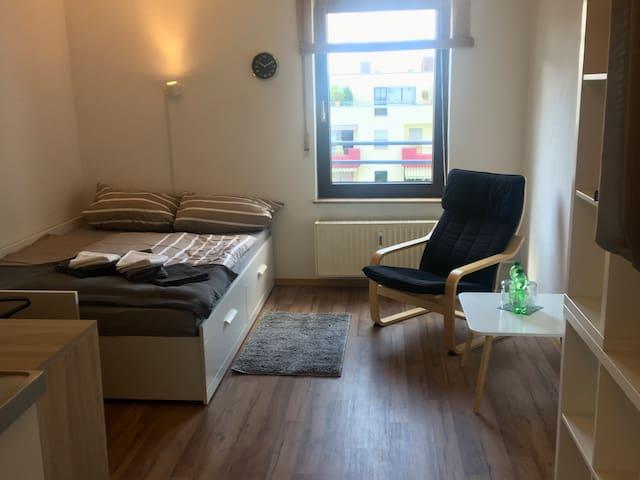 Gemütliche Wohnung im Norden von Karlsruhe