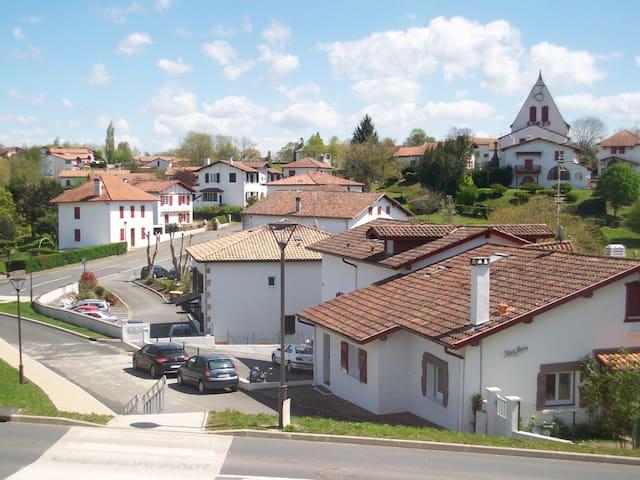 Pays basque entre mer et montagne - Villefranque
