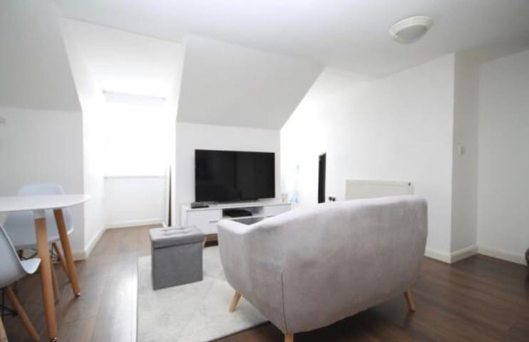 Stunning central worthing 1 bed apartment