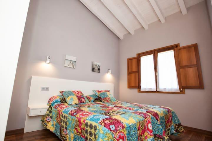 dormitorio planta baja * vistas jardin privado