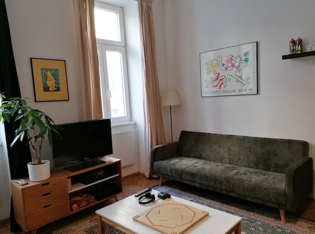 Cozy 20m2 room in shared Flat close to City Center