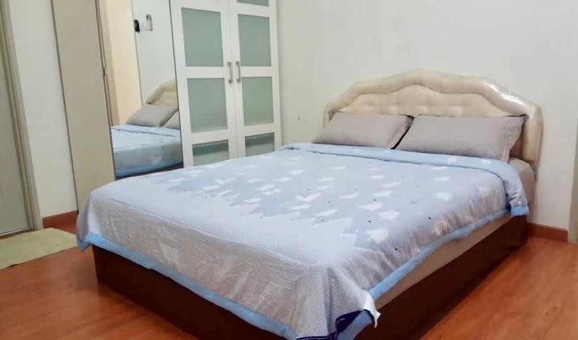 Ong's Homestay Bukit Raja Klang Medium Room B