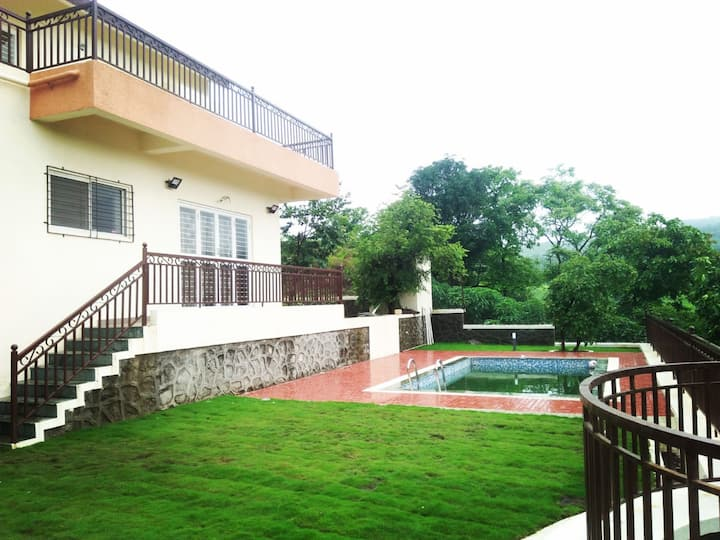 3 BHK Villas With Pool Lonavala
