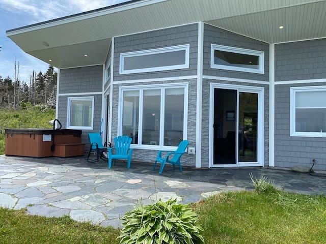 Moments Oceanside Beachfront Luxury Home