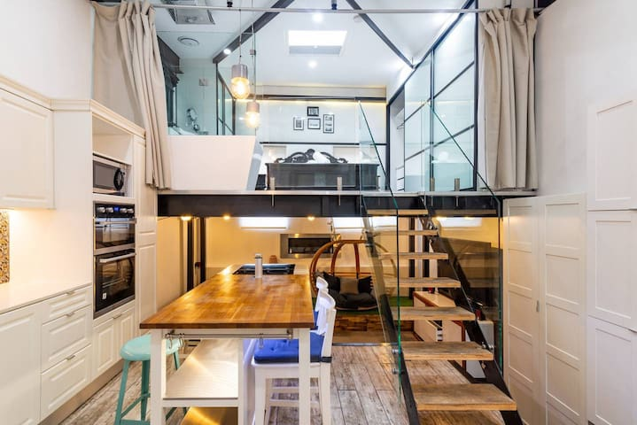 The New York Style Loft in Little Italy