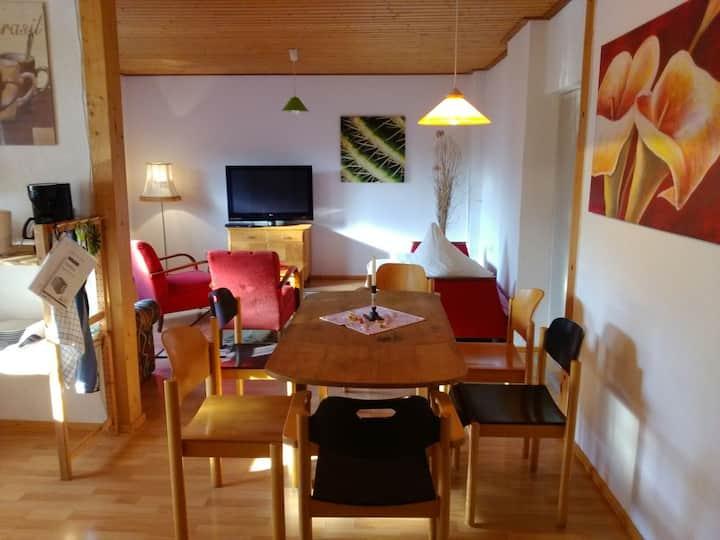 Gästewohnung mit Küche, Wlan, Garten