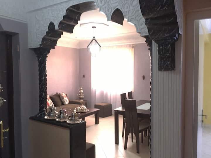 AGADIR : Appartement au centre ville