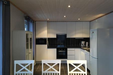 Ski inn hytte, perfekt for familien - Hovden - Lägenhet