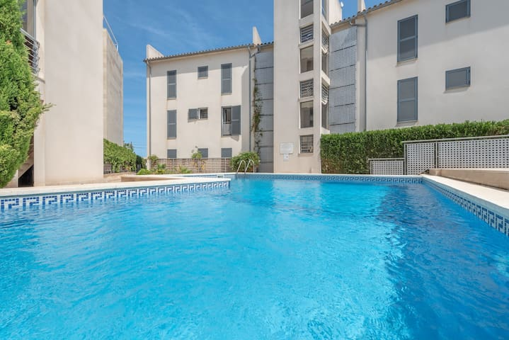 Cosy Holiday Apartment near the Beach - Apartment Residencial Llenaire