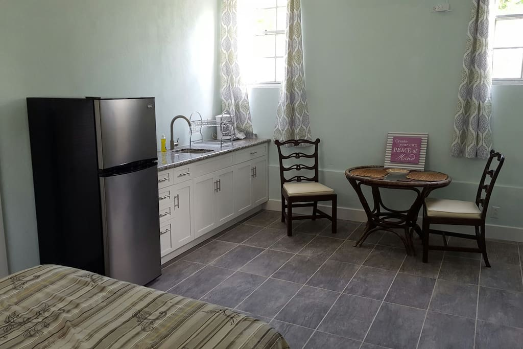 Ecovilla suite