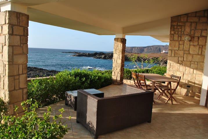 Marine Villa A6 - Relaxing villa at the ocean