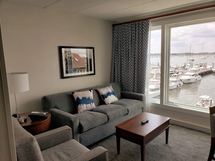 Wyndham Inn on the Harbor *HARBOR VIEW SUITE*