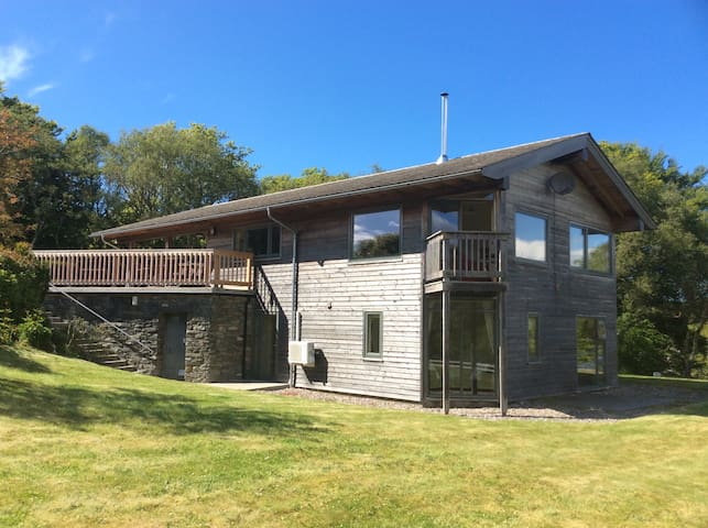 Stunning Scottish home, Loch Sween view, Argyll - Tayvallich - Casa
