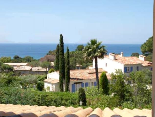 Cosy studio near beach, nature and Saint-Tropez - La Croix-Valmer - Apartamento