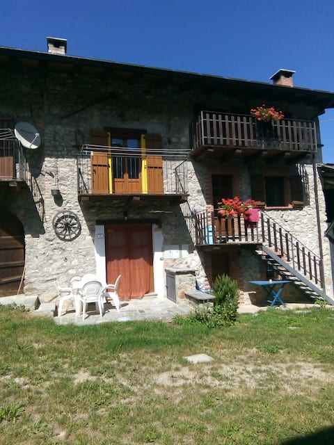 Casa Vacanze la Nurea relax in Valle Stura