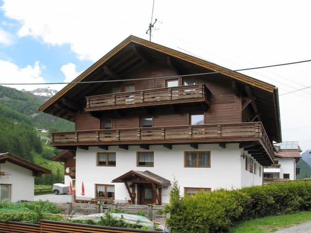 45 m² apartment Haus Brunnenberg