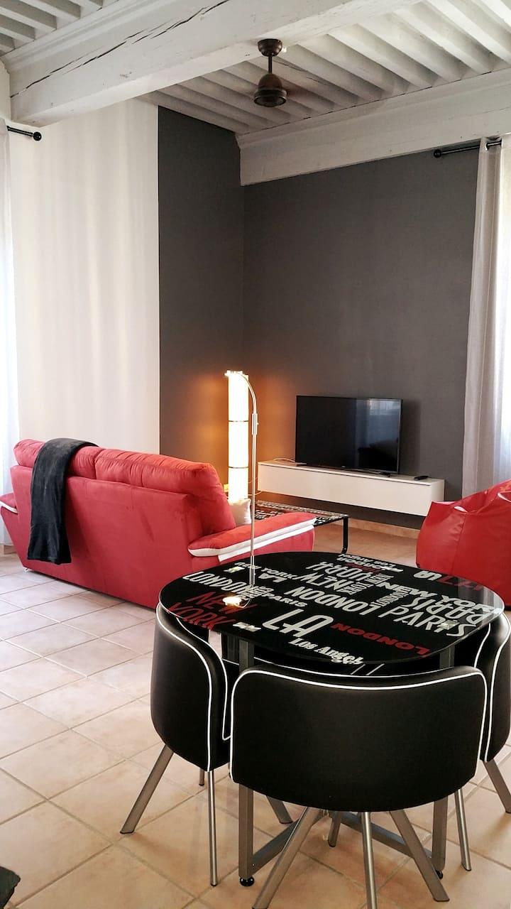 Appartement moderne T2 Centre Carcassonne