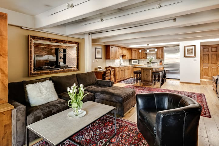 Luxury Downtown Condo