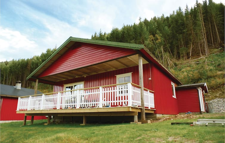 Holiday cottage with 2 bedrooms on 65m² in Vrådal