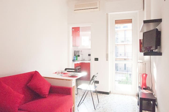 """19""cozy Studio Apartment close downtown and train - Milano - Apartment"