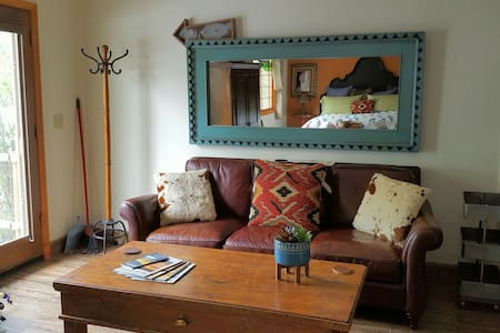 Cozy Aspen Grove efficiency suite. Bright and sexy