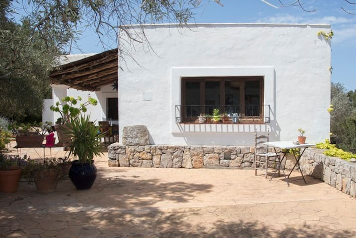 Casa Payesa in the north of Ibiza